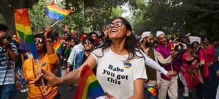Indiens homophobes Kolonialerbe