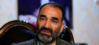 In Afghanistan bringen sich alte Warlords neu in Stellung