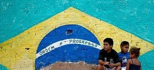 Vor den Wahlen in Brasilien