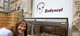Mütter in Notsituationen: Entbinden unter Pseudonym