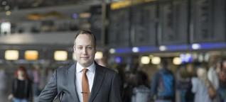 In London leben, in Frankfurt arbeiten: So lebt Magnus Becher | Frankfurter Neue Presse