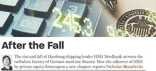 After the Fall: The turbulent history of German shipping finance