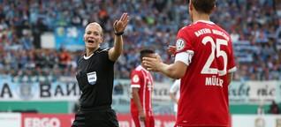 Bundesliga-Debüt für Schiedsrichterin Steinhaus
