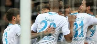 Starke Schalker siegen dank Konopljanka in Krasnodar