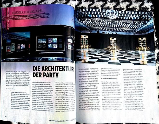 Die Architektur der Party