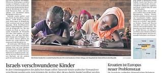 Eine Schule für den Frieden