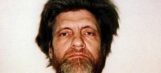 """""""Unabomber"""" Theodore Kaczynski: Der Briefbomben-Eremit"""