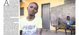 Die Hexenkinder von Togo