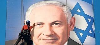 Benjamin Netanjahu geht in die Offensive