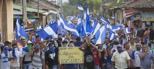 Eine Deutsche erlebt den Aufstand in Nicaragua