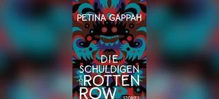 """SR2 BücherLese u.a. mit Petina Gappah: """"Die Schuldigen von Rotten Row"""" [1]"""