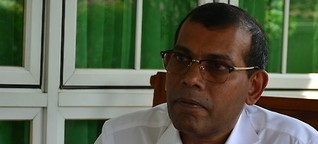 Former President of Maldives Mohamed Nasheed on the political crisis