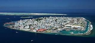 Saudi Arabia's growing interest in Maldives