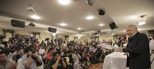 Regierungspartei PRI verliert bei Regionalwahlen in Mexiko