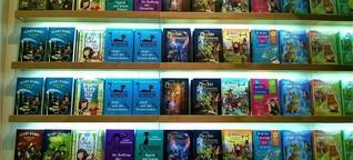Buchmesse - Junge Literatur: Kaputtes Kinderbuch