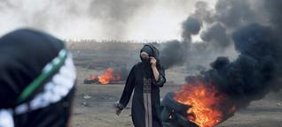 Eskalation im Gazastreifen: Der Widerstand trägt Trauer