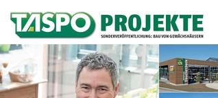 TASPO Projekte: Bau von Gewächshäusern