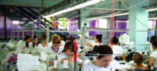Albanien - Billige Modeproduktion vor Europas Haustür