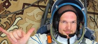 Esa-Astronaut Gerst: Der Mann soll zum Mond