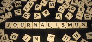 Journalismus - Das Spiel mit dem Feuer | f1rstlife