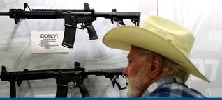 Wie ein Schützenverein zur mächtigsten Waffenlobby der Welt aufstieg