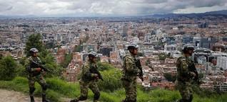 Was will die Nato plötzlich mit Kolumbien?