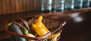 Warum Menschen in Eppendorf Abfall essen