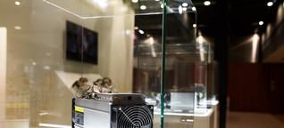 Kryptomining-Hersteller Bitmain plant Börsengang