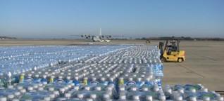 A Vittel, l'eau de Nestlé ne coule plus de source