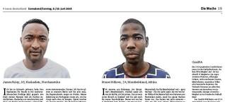 Kick it like Barawa! (2/2) (Neues Deutschland)