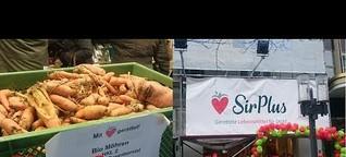SirPlus Berlin: Der Supermarkt für aussortierte Lebensmittel