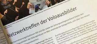 Bericht zu #NetzwerkVolo im journalist