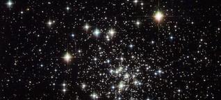 Quiz: Was weißt du über das Weltall?