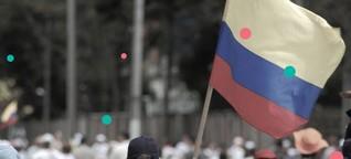 Warum in Kolumbien das Gespenst des Kommunismus wieder umgeht