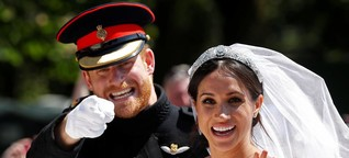 Meghan & Harry: Windsor im Freudentaumel