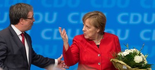"""""""Immer hintendran"""" - Merkels vernichtende Bilanz für NRW"""