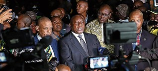 Ein Hauch von Mandela | Luzerner Zeitung