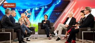Maischberger-Talk zur Fußball-WM: Es war einmal ein Sommermärchen