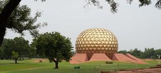 Auroville: Eine Utopie wird 50