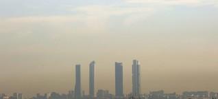Dicke Luft über Europas Städten
