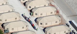 """Zerrissene Familien an der US-Grenze: Das steckt hinter Trumps """"Null-Toleranz-Politik"""""""