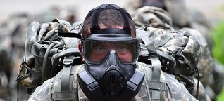 Im Kalten Krieg: Bundeswehr soll Chemiewaffen-Einsatz geplant haben