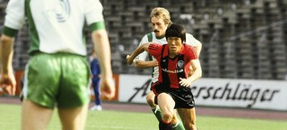 Die deutsch-südkoreanische Fußballgeschichte
