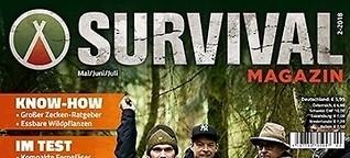 Survival Magazin | Ausgabe 2-18