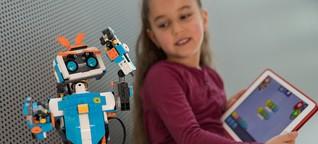 Baukasten für Kinder – Spielend Programmieren lernen?