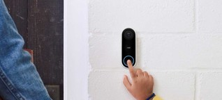 Nest Hello: Digitale Video-Türklingel mit Cloud-Anbindung