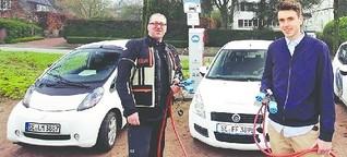 Fahrschulausbildung nur mit Elektroautos –inklusive der praktischen Prüfung
