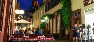 Romantikstadt Heidelberg streitet über Nachtruhe