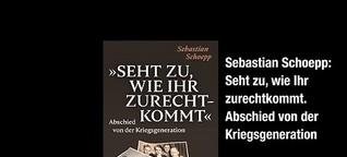 """Westend fragt nach - mit Sebastian Schoepp, Autor des Buches """"Seht zu, wie ihr zurechtkommt"""""""