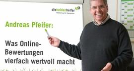 Was Online-Bewertungen vierfach wertvoll macht - Interview mit Andreas Pfeifer - AGITANO